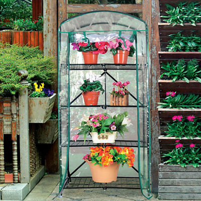 Pier Surplus 2.29 Ft. W x 1.64 Ft. D Mini Greenhouse