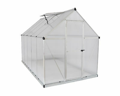 Palram Mythos 6 Ft. W x 10 Ft. D Greenhouse