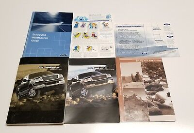2004 ford f150 4x4 owners manual