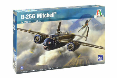 Italeri Boeing B-25G Mitchell 1:48 Bausatz Model Kit Art. 2787 Aircraft Plane
