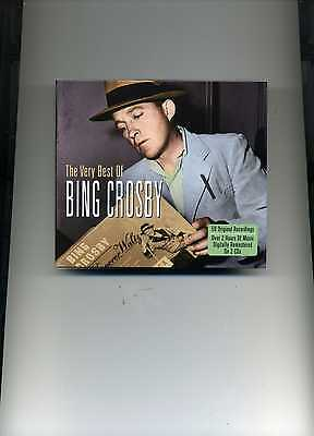 Bing Crosby - The Very Best Of - 2 Cds - New!!