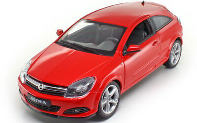 Opel/vauxhall Astra Sri 1:18 Superb Diecast Model Great Price Collectors Piece