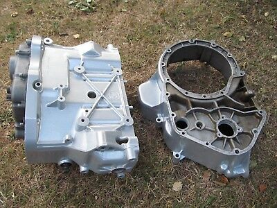 BMW K100 RS brick 1984 complete gearbox transmission and clutch housing