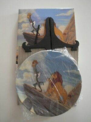Disney Collector Plate - The Lion King - Limited Edition