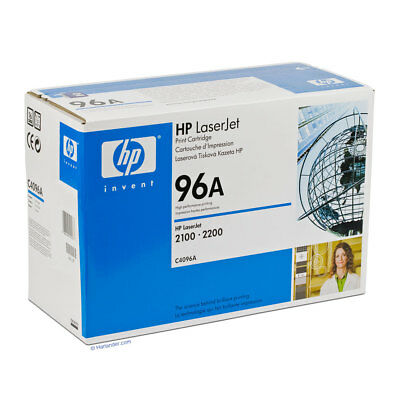 HP C4096A 96A  Genuine Toner Cartridge NEW BUY NOW