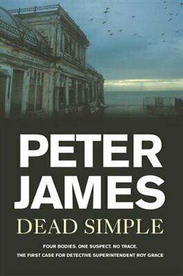 Dead Simple by James, Peter Hardback Book The Cheap Fast Free Post