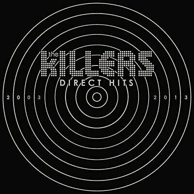 The Killers - Direct Hits - The Killers CD 7WVG The Cheap Fast Free Post The