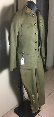 WW2 CHINESE Type 1946 Major-General Tunic Suit