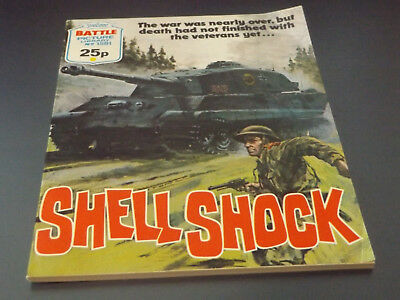 BATTLE PICTURE LIBRARY NO 1581,dated 1983!,SUPER FOR AGE,VERY RARE,35 yrs old.