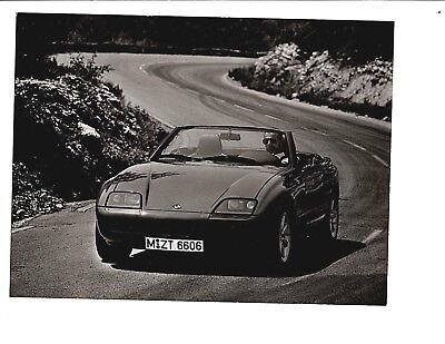 BMW Z1 Action Original Photograph Foto Excellent Condition Presse AG 90.6.001