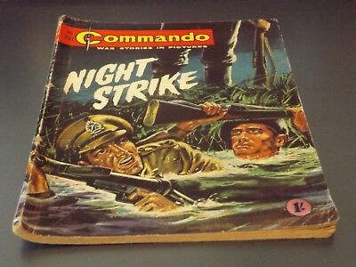 Commando War Comic Number 151 !!,1965 Issue,good For Age,53 Years Old,v Rare.