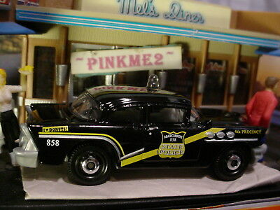 2018 MATCHBOX COFFEE CRUISERS /'56 FORD PICKUP MOON EYES LOOSE FREE SHIPPING !!