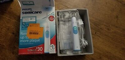Philips Sonicare Plaque Control Sonic 2 Electric Rechargeable Toothbrush