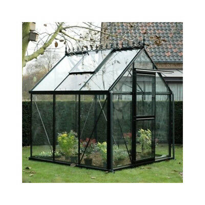 Janssens of Belgium Junior 8 Ft. W x 12 Ft. D Greenhouse