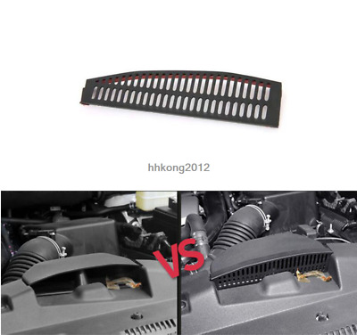 For 2015-2018 Toyota Highlander High Quality Black ABS Engine Inner Intake Cover
