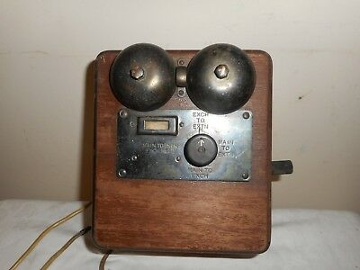 GPO Bell Set 20 Mark 235 in Original Untouched Condition.