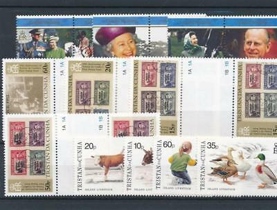 [120242] Tristan De Cunha good lot of stamps very fine MNH