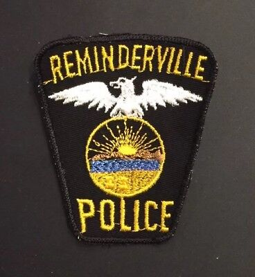 City of Reminderville, Ohio Police Patch