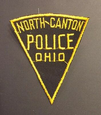 City of North Canton, Ohio Police Patch