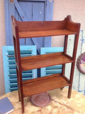 Antique Liberty Of London Arts And Crafts Solid Oak Small Bookcase By CFA Voysey