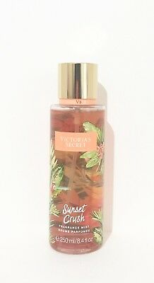 Victoria's Secret Sunset Crush Fragrance Body Mist 8.4oz - New Limited Edition