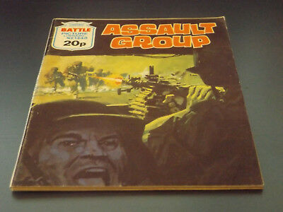 BATTLE PICTURE LIBRARY NO 1448,dated 1981!,V GOOD FOR AGE,VERY RARE,37 yrs old.