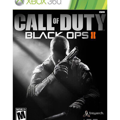 Call Of Duty Cod Black Ops Ii 2 [M]  Disc Only