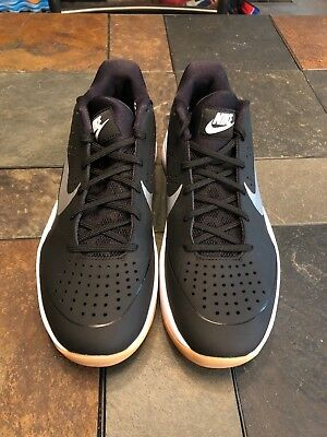 f70166a669c73 Nike Air Zoom Hyperattack Volleyball Shoes Black White Gum Size 8.5  (881485-001)