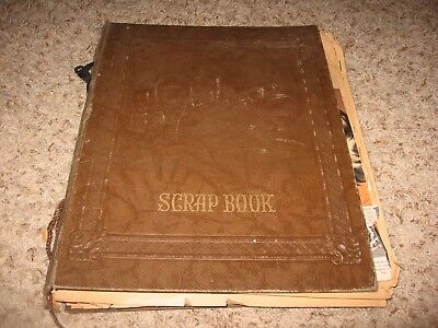 Vintage SCRAPBOOK 1930's 1940s 1950s Animals ~ Mainly Dogs & Cats (Staehle Butch