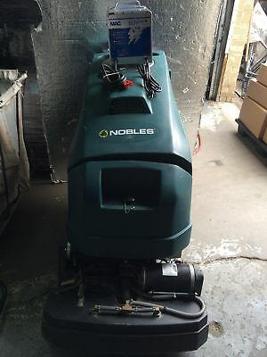 Nobles Strive Ready pace Walk-Behind Dual Technology Carpet Cleaner w Charger