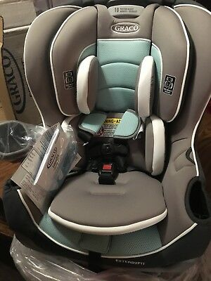 Graco Extend To Fit Convertible Car Seat