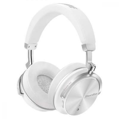 Bluedio T4S Active Noise Cancelling Bluetooth Headphones Over Ear with Mic,...