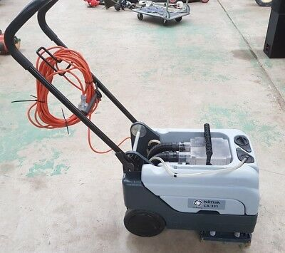 Nilfisk CA331 Compact Electrically Operated Portable Floor Scrubber