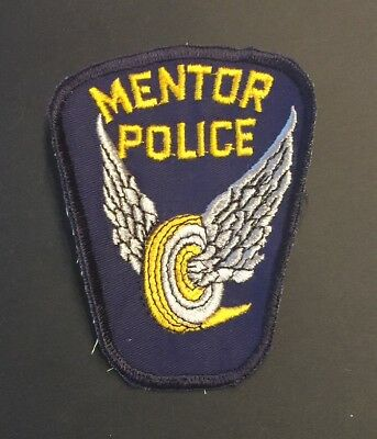 City of Mentor, Ohio Police Patch