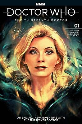 Doctor Who 13Th #1 Cvr C Zhang - 11/7/18