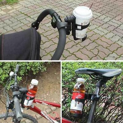 Baby Stroller Milk Bottle Cup Holder for Pushchair Buggy Pram Bicycle HO3