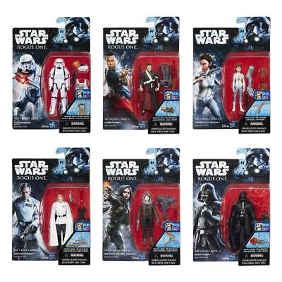 "Star Wars Rogue One 3.75"" Action Figures With Accessories Hasbro Toys"