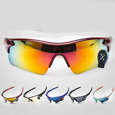 Polarized Cycling Sunglasses Sports Hiking Climbing Superlight UV400 Goggles