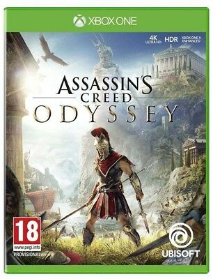 Assassin's Creed Odyssey - New Xbox One Videogame - Greek Open World Action!