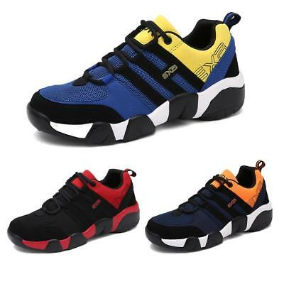 Mens Breathable Casual Shoes Sport Climbing Fitness Sneakers Large Size 6-11.5