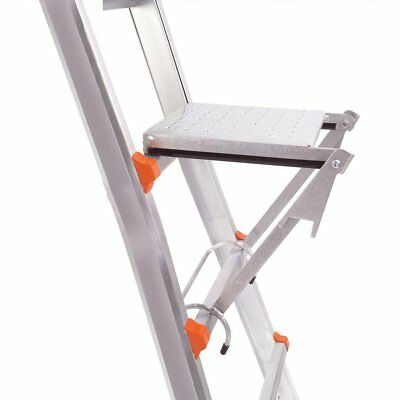 Little Giant Ladder Systems 375 Pound Rated Folding Work Platform Accessory