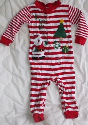 18 Months Miniwear Pajamas Sleeper Christmas Boys Girls