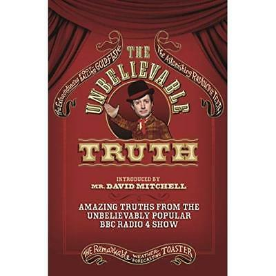 The Unbelievable Truth - Paperback NEW David Mitchell  2014-04-10
