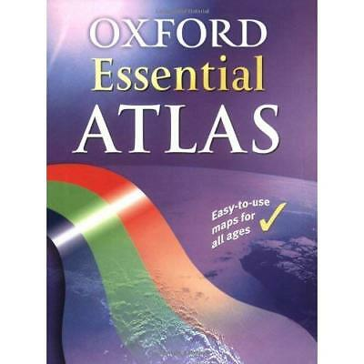 Oxford Essential Atlas - Paperback NEW Wiegand, Patric 2005-09-02