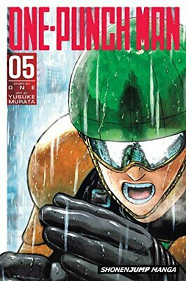 One-Punch Man Volume 5 by ONE Book The Cheap Fast Free Post