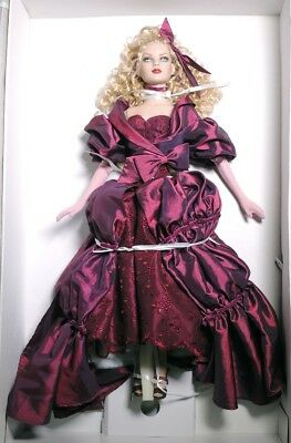P631. American Models CHAMBORD w/ Ball Gown TONNER DOLL Limited Edition (2008)