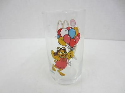 Vintage 1970's/Early 1980's RONALD McDONALD & BIRDIE THE EARLY BIRD Glass Japan