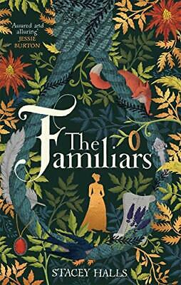 The Familiars by Halls, Stacey Book The Cheap Fast Free Post