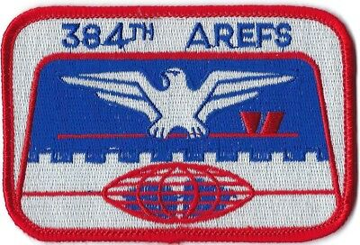 USAF 384th AIR REFUELING SQUADRON PATCH