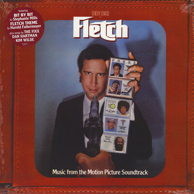V.A. - OST Fletch (Vinyl LP - 2018 - US - Original)